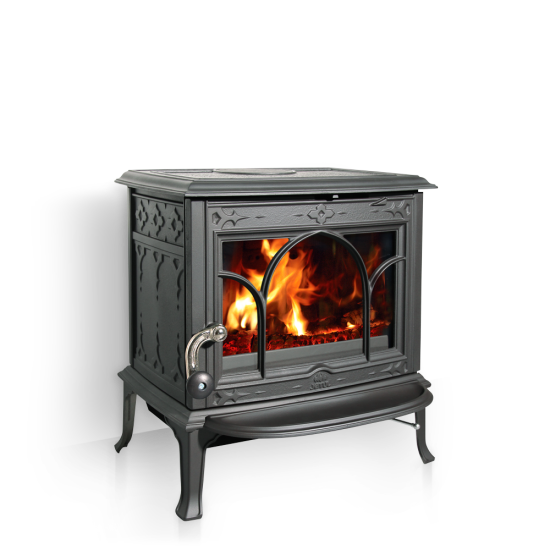 Jotul F100 Black Paint